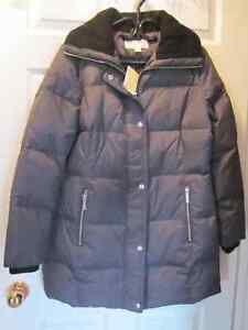 ** NEW ** Michael Kors Down Filled Coat - Quilted Style - Small Cambridge Kitchener Area image 1