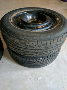 Michelin hydroedge 2 rims and tires