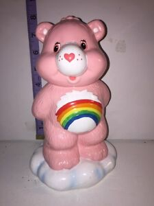 Care bear ceramic piggybank