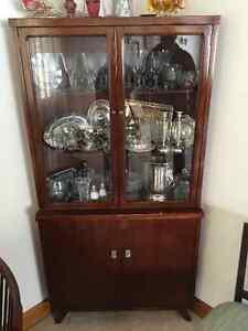 Mahogany dining room set OBO