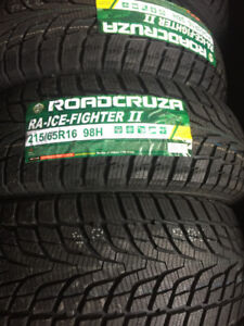 BRAND NEW WINTER TIRES 215/65/R16 INCLUDES INSTALLATION