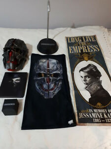 Dishonored 2 collectors edition set, Xbox One