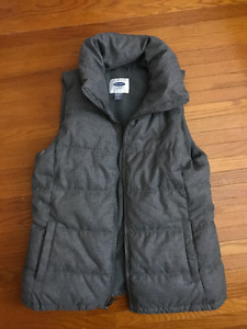 Like New Old Navy Puffy Vest Size M