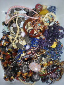 Alot of gemstones many pounds for $150