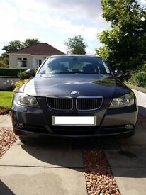 2006 BMW 330d Metallic Grey **Now with a full years MOT** (Good spec and condition) 104,000 miles