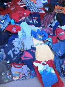 Huge lot of boys clothing - size 3