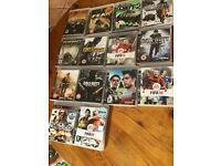 14 PlayStation 3 games good condition joblot