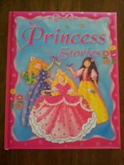 $5 Hardcover Princess Stories Book Parkinson Brisbane South West Preview