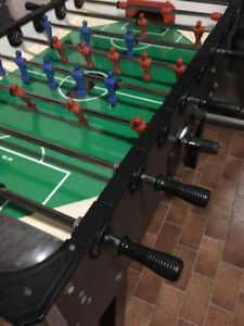 USED FABI COIN-Operated FOOSBALL GAME for sale
