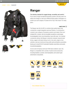 Zeagle Ranger BCD (small)