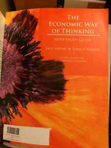 !!***ECONOMICS TEXT BOOK UOFR***!!!