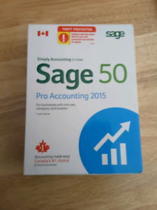Sage 50 Professional Accounting 2015