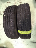 205/70R16 Goodyear All Season Tires (Pair)
