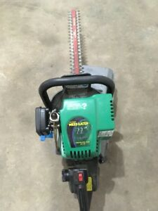 "22"" Weed Eater Excaliber Hedge trimmer"