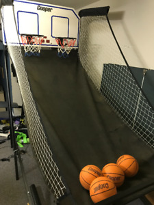 Cooper Indoor Basketball Shooting Gallery