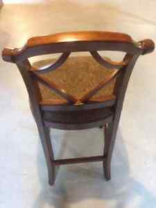 2 QUALITY Stools, Unused Island Height from Bombay Company Kingston Kingston Area image 4