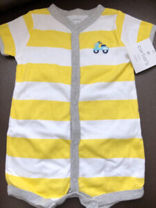 Brand New With Tag/Without and EUC Infant Boys Clothes NB-3 mths