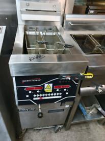 Henny penny gas evolution elite open fryer