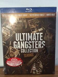 New Blu-Ray: Ultimate Gangsters Collection