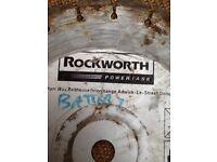 'DIAMOND STONE CUTTING DISC by 'ROCKWORTH'