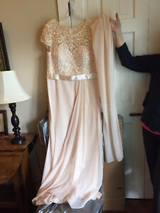 Mother-of-the-bride (or bridal) dress