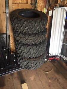 Can am commander 1000 tires