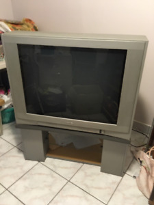 "36"" TOSHIBA TELEVISION WITH STAND"