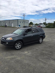 2005 Acura MDX Dark Grey SUV, Crossover