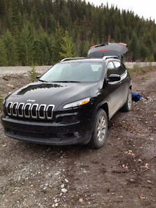 2014 Jeep Cherokee north Hatchback