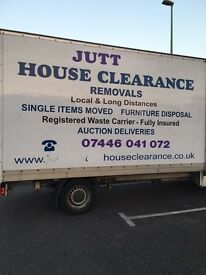 MAN AND VAN Visit OUR WEBSITE PLEASE JUTT REMOVALS CALL NAJEEB ULLAH 24/7
