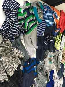 57pieces used BOYS WINTER CLOTHES 18MONTHS EXCELLENT CONDITION Kitchener / Waterloo Kitchener Area image 5