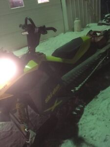 2008 skidoo summit x 154 REDUCED $3800 FIRM