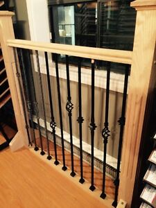 STAIRS TREADS, SPINDLES POST AND MORE….