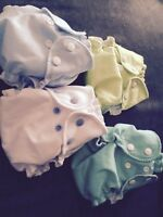 4 used Applecheeks covers