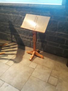 Music Stand Pedestal