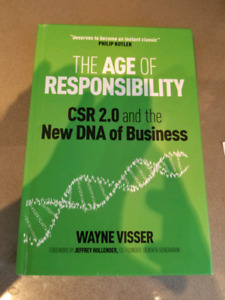 """Book """"The Age of Responsibility#"""