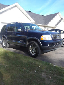 ford explorer 2005 V8 4.6l. 7 passagers