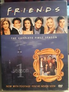 DVDs Friends Complete TV Series