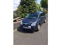 Vauxhall Meriva 1.6l Easytronic