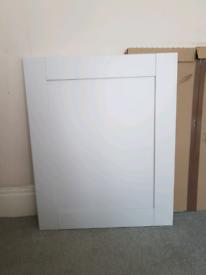 Shaker kitchen unit door