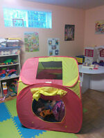 DAYCARE AVAILABLE LAVAL 7.30$