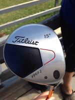 Titleist 3 Wood and Hybrid $80 OBO