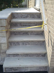 Professional Stone Mason Available For Installations & Repairs
