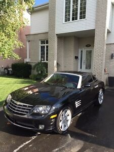 Chrysler crossfire A1 2004 ! Échange