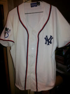 New York Yankees Baseball Team Jersey Starter Shirt Rare