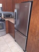 Whirlpool Fridge-18.5 Cu.ft. Available for October 1st