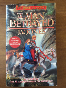 A Man Betrayed - The Book of Worlds Volume II