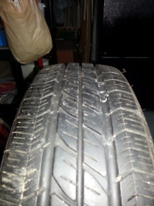 4 All season Goodyear tires 185/65 r14