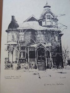 Lawrence House 1973 Print