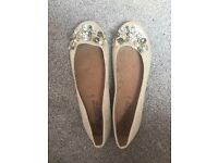Brand new Embellished Shoes - Size 7